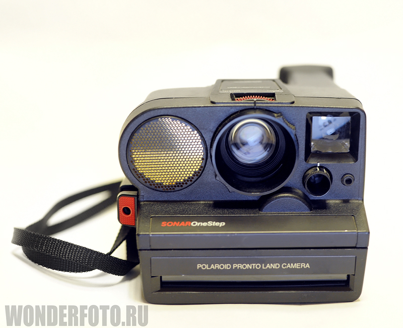 polaroid pronto land camera