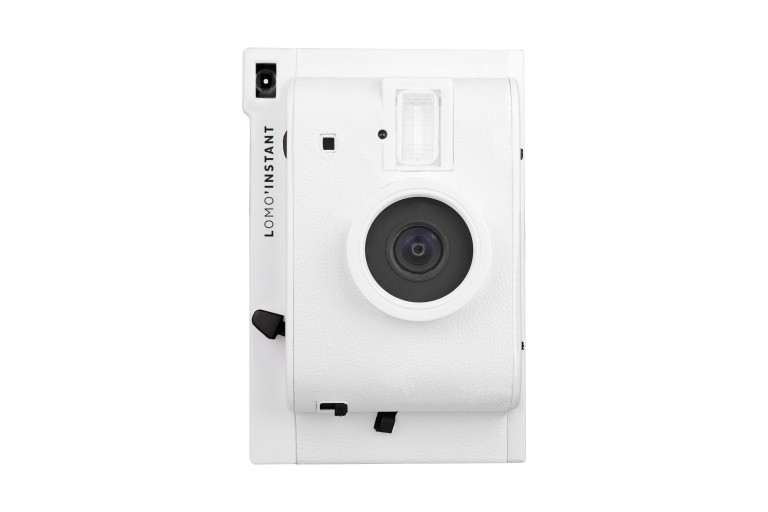 lomo instant white edition