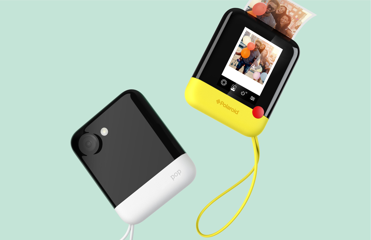 polaroid pop