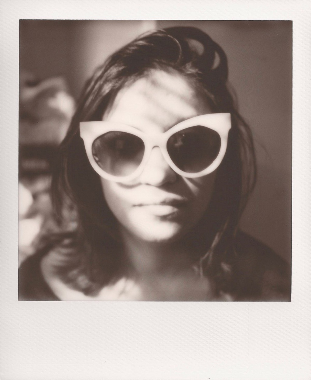 polaroid sx-70 black & white film (polaroid originals)