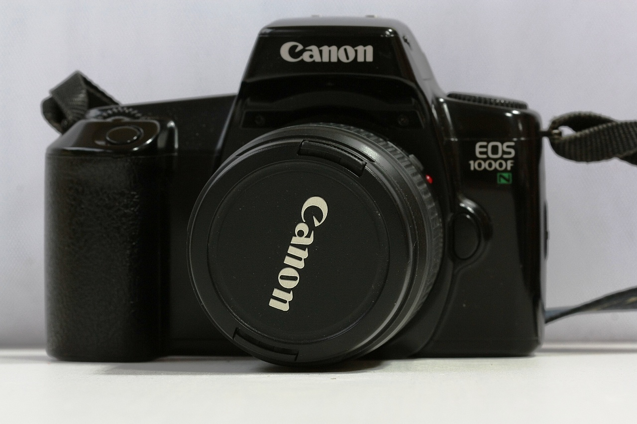 canon eos 1000f/n + canon ef 28-80 mm